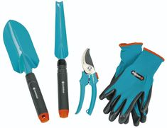 Gardena 03085-20 Hand Tool Starter Kit - Multi-Colour * Check out this great product. (This is an affiliate link) #Gardening