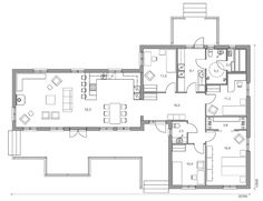 Beautiful Interiors, Own Home, Future House, House Ideas, Floor Plans, Construction, Flooring, How To Plan, Architecture