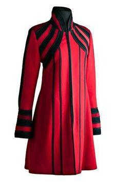Sarmite Wearable Art at Craftboston Elle Fashion, Fashion Art, Womens Fashion, Fashion Design, Quoi Porter, Fashion Corner, Long Jackets, Dame, Beautiful Dresses