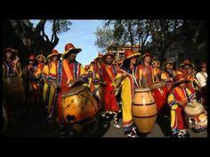 ▶ Candombe Documental / Los Toques del Tambor Afro - Montevideano . PARTE 1 - YouTube