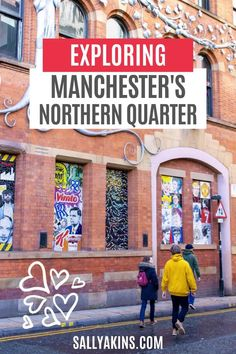 If you're looking for a quirky day out or a destination for a city break in England, take a look around the Northern Quarter of Manchester, UK. It's a perfect destination for a UK city break, whether you are looking for a day of shopping, a night of live music, or excellent food and drink. This city has a cool personality that sets it apart from other cities – it's one of a kind!