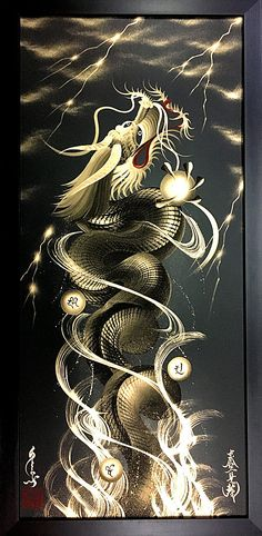 Geisha, First Youtube Video Ideas, Got Dragons, Anime Poses Reference, Chinese Dragon, Fantasy, Illustration, Iphone Wallpaper, Tattoo Designs