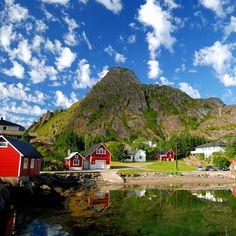Ure in Lofoten