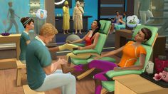 The Sims - How to Make Your Own Spa in The Sims 4 - Official Site