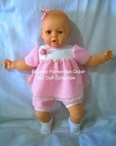 Boneca Meu Bebê, Estrela, 1983