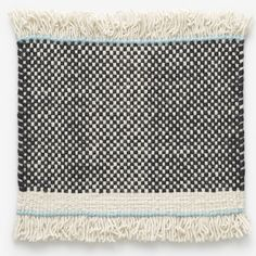 Kvadrat - Duotone made-to-order rug – Hella Jongerius Scandinavia Design, Basket Weaving, Woven Fabric, Feels, Colours, Rugs, Casual, Carpets, Farmhouse Rugs