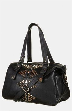 8f5ebcc0e290 Topshop Geo Stud Satchel am i being sucked into the top shop fad