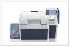 Card Printer, ZXP 8