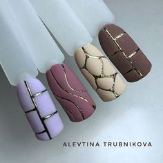 """If you're unfamiliar with nail trends and you hear the words """"coffin nails,"""" what comes to mind? It's not nails with coffins drawn on them. It's long nails with a square tip, and the look has. Cute Nails, Pretty Nails, My Nails, Easy Nail Art, Cool Nail Art, Latest Nail Art, Nail Decorations, Nail Tutorials, Perfect Nails"""