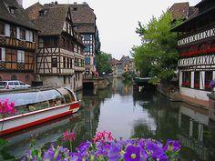 Strasbourg, France Strasbourg serenity - Strasbourg, Alsa Copyright: Lyndall Lazarce