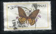 PHILIPPINES Stamps-USED-Collection,SELECTION OF 1  STAMPS,  Lot 1372