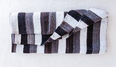 Vintage Alpaca Blanket/Rug #5