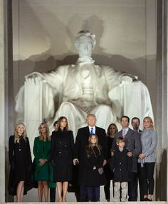 The Trump Family At The Make America Great Again Welcome Celebration Concert