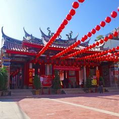 Photo #11: Yuanqing temple, Changhua |  #Taiwan #BeautifulTaiwan #BeautifulTaiwanByTX #btbtx #Changhua #我愛台灣 #台灣 #元清觀