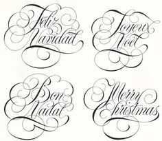 Ricardo Rousselot Stencil Lettering, Tattoo Lettering Styles, Cursive Tattoos, Graffiti Lettering, Cool Lettering, Script Lettering, Lettering Design, Calligraphy Worksheet, Calligraphy Handwriting