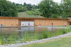 Open Naturbad Riehen by Herzog & de Meuron