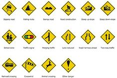 signal signs for driving driving signs noticeable traffic signals in india - Design Graphica Safe Driving Tips, Driving Rules, Driving Test, Driving Signals, Road Safety Tips, Road Rules, Drivers Ed, Learning To Drive, Astrology Signs