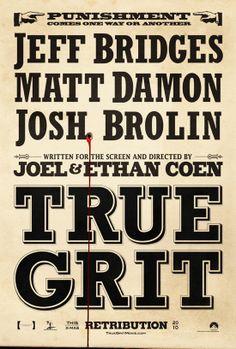 더 브레이브 (2010, True Grit), ★★★, 2013.01.01