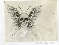 Kat Von D : Gallery : Art / Drawings