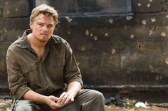 Blood Diamond Movie Still: Leonardo DiCaprio stars as Danny Archer in Blood Diamond Leonardo Dicaprio Fotos, Leonardo Dicaprio Movies, Michael Sheen, Jennifer Connelly, Hollywood Actor, Hollywood Stars, Hollywood Glamour, Leonardo Dicaprio Blood Diamond, Archer