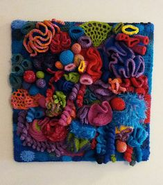 Ravelry: lisaviolinviolas {Freeform Crochet ~Duke Eye Center Study Project}