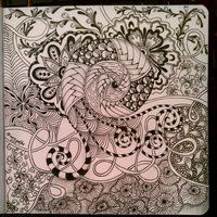 My Zendoodle 365-project, day45 by Nadik on deviantART