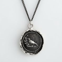 Creativity Talisman Necklace by Pyrrha, of course!