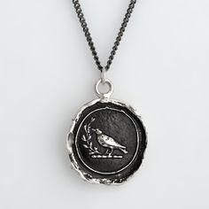 Creativity Talisman Necklace by Pyrrha, of course!