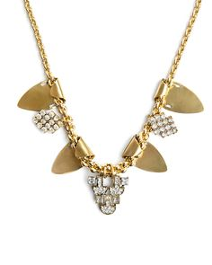 The Style Warrior Necklace by JewelMint.com, $29.99