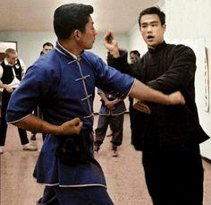 Bruce & Taky Kimura
