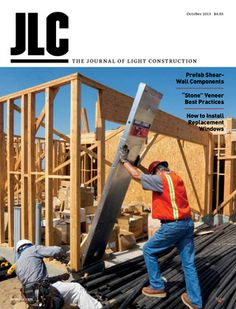 The Journal of Light Construction - October 2013 - Subscription
