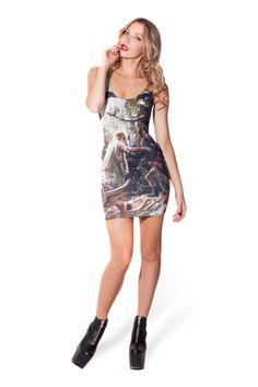 sample Call of Napoleon Dress › Black Milk Clothing M