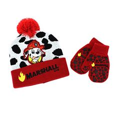 Disney Nickelodeon Toddler Boys Hat and Mittens Set (Red Paw Patrol Marshall) Disney http://www.amazon.com/dp/B014RJ8U2O/ref=cm_sw_r_pi_dp_YA9lwb0DP5NYG