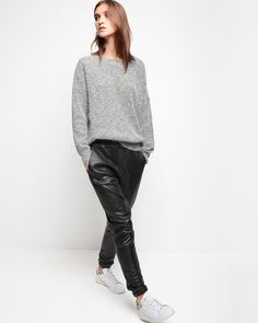 Babette  // If I could - I Would (love those pants!)