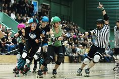 "Copenhagen Roller Derby ""PUMP UP THE JAM"" Oct. 26th 2013 - Kick Ass Cuties vs. Gothenberg Roller Derby. #rollerderby © 2013 Peter Troest. All rights reserved."
