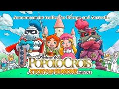 Return to PoPoLoCrois A Story of Seasons Fairytale (3DS) - http://madloader.com/return-to-popolocrois-a-story-of-seasons-fairytale-3ds/