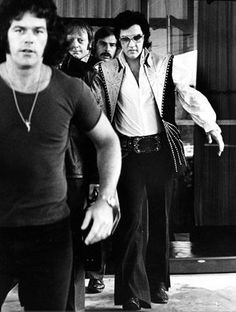 Elvis:  Ron Galella