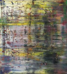 Abstract Painting [722-2] » Art » Gerhard Richter