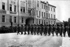 Csendor diszszazad Budapest 1920 - Szekuriti Budapest