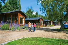 Lovely lodges, camping & boat hire - on Oulton Broad, overlo Boat Hire, Camping Holiday, Norfolk, Lodges, Centre, Cabin, River, House Styles, Places