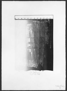 JASPER JOHNS - RULER - KUNZT.GALLERY http://www.widewalls.ch/artwork/jasper-johns/ruler/ #Print