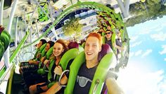 Doing this at this summer! Roller Coaster and GoPro! Selfies, Cool Pictures, Cool Photos, Gopro Photography, Gopro Camera, Selfie Stick, Gopro Hero, Adventure Is Out There, Summer Fun