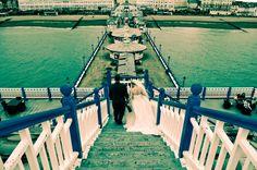 Our wedding venue eastboune pier