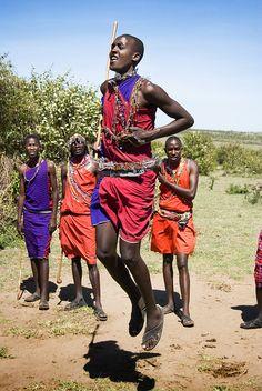 JUMP! #kenya #travel #safari