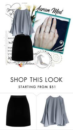 """""""Aurum Mod 3"""" by barbara-996 ❤ liked on Polyvore featuring Jimmy Choo"""