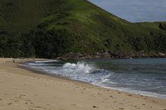 Praia do Toque-Toque Grande, em São Sebastião. Visite BrasilGuias