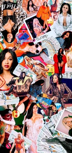 Cardi B wallpaper edits to work with newest smartphones, iOS and Android. Bad Girl Wallpaper, Rapper Wallpaper Iphone, Rap Wallpaper, Cute Wallpaper Backgrounds, Wallpaper Iphone Cute, Cartoon Wallpaper, Boss Wallpaper, Wallpaper Samsung, Dope Wallpapers