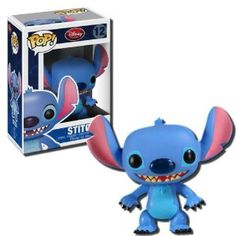 Amazon.com: Funko POP Disney: Stitch Vinyl Figure: Toys & Games