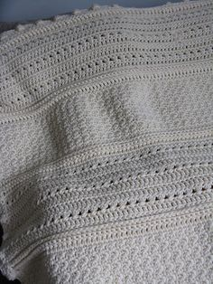 May Day blanket free pattern