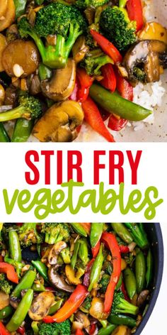 Chinese stir fry vegetables recipe with homemade stir fry sauce recipes vegetarian stir fry Stir Fry Vegetables Chinese Vegetable Stir Fry, Chinese Stir Fry, Chinese Vegetables, Fried Vegetables, Stir Fry Vegetables With Chicken, Vegetable Stir Fry Sauce, Chinese Food, Tofu Stir Fry, Asian Food Recipes